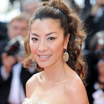 Michelle Yeoh was apparently making the trip as a tourist