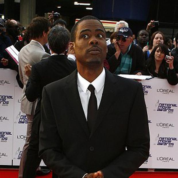 Chris Rock will inform dads-to-be about their new role