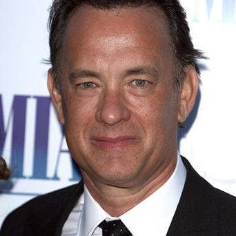 Tom Hanks is both director and actor in his new film