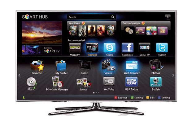 The new Smart TV range puts smartphone-style apps on your telly for endless possibilities