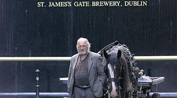 Diageo hopes plans to modernise its brewery at St James's Gate, Dublin, will be finalised by the end of the year