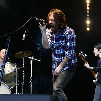 Radiohead have been testing the waters on the Chinese equivalent of Twitter