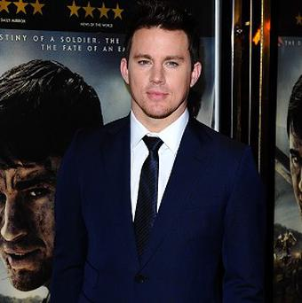 Channing Tatum is back for the GI Joe sequel