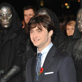 Daniel Radcliffe says a celebrity party lifestyle is not for him