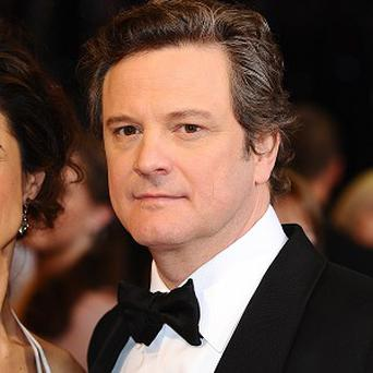 Colin Firth could be working alongside director Danny Boyle