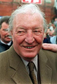 Charles Haughey: Revelations of corruption, embezzlement, tax evasion and a 27 year affair ruined his reputation. Photo: PA