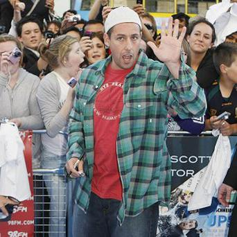 Adam Sandler will provide the voice for Dracula