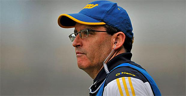 Clare hurling manager Ger O'Loughlin. Photo: Sportsfile