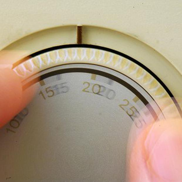 Conservative MP James Gray urged ministers to turn down heating to save energy