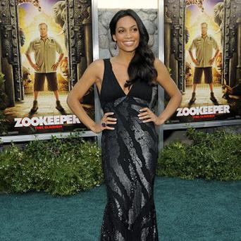 Rosario Dawson is keen to do more comedy now