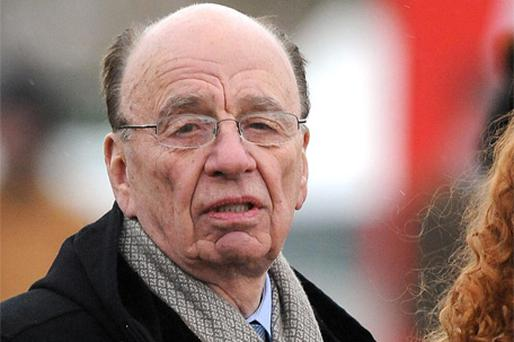 News Corporation chairman Rupert Murdoch. Photo: PA