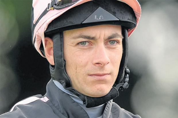 Wayne Lordan has a decent book of rides and can strike with Great Huzzar