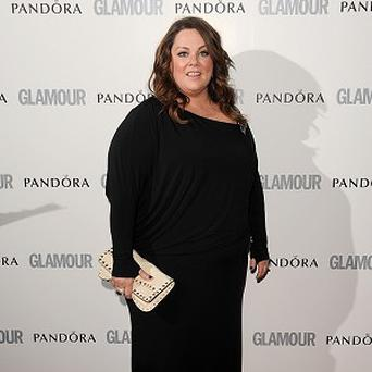 Melissa McCarthy won acclaim for her comedy turn in Bridesmaids