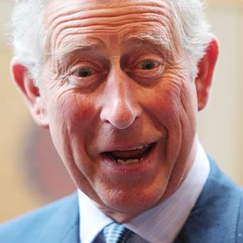 The Prince of Wales has lamented the end of the Harry Potter series of novels during a visit to a school