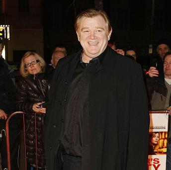 Brendan Gleeson is behind a big screen production of At Swim Two Birds