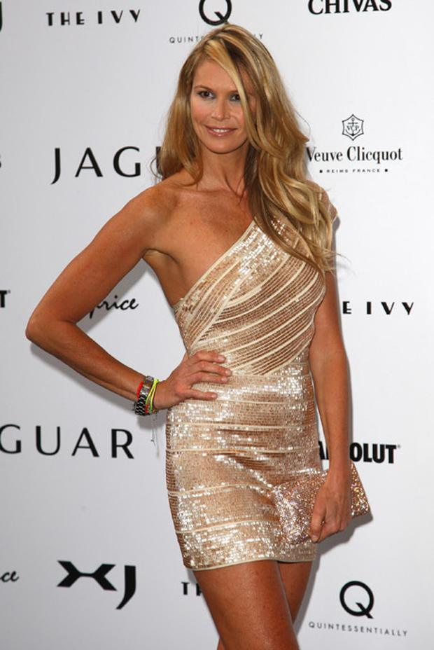 Elle Macpherson is planning to make underwear for fuller-figured women. Photo: Getty Images