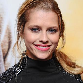 Teresa Palmer says there's a lot she still wants to achieve