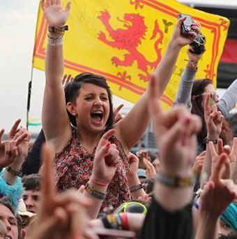 Fans enjoyed the 'best ever' T In The Park