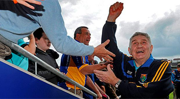 Mick O'Dwyer's Wicklow side drew Wicklow with Armagh throwing an already tight schedule off course