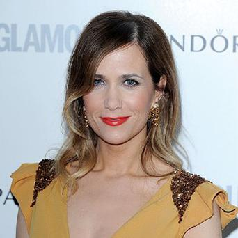 Kristen Wiig is currently working on a new film with Megan Fox