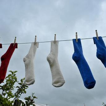 Smelly socks are proving an unlikely weapon in the war on malaria