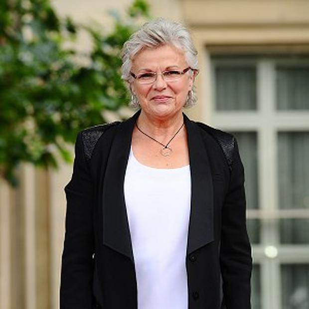 Julie Walters loved doing an action scene as Mrs Weasley
