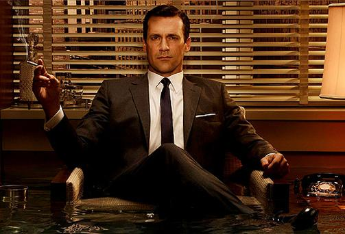 Mad Men - the cult TV series set in 'sixties New York - has landed 19 Emmy nominations.
