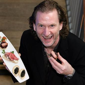 Celebrity chef Paul Rankin is separating from his wife Jeanne