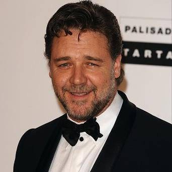 Russell Crowe has embarked on an intense exercise regime