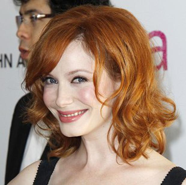 Christina Hendricks is best known for her role in Mad Men