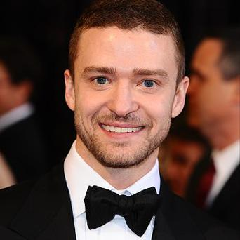 Justin Timberlake next stars in the comedy Friends With Benefits
