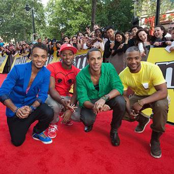 JLS are currently working on their third album