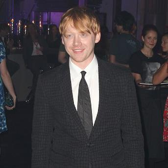 Rupert Grint is sad to be leaving Harry Potter behind