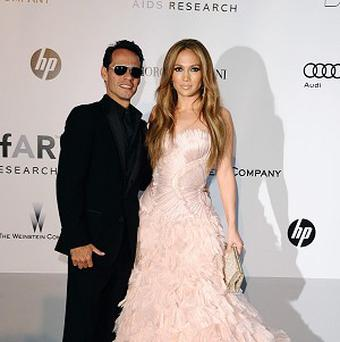Jennifer Lopez and Marc Anthony are breaking up
