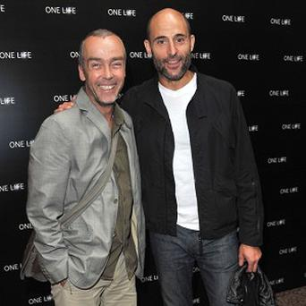 John Hannah and Mark Strong attended the documentary's premiere