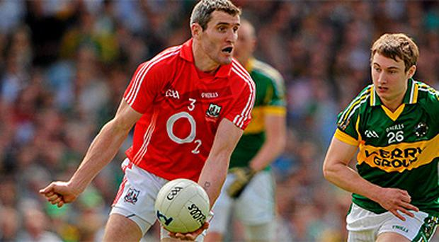 Cork captain Graham Canty's place in the starting line-up to face Down is under threat. Photo: Sportsfile