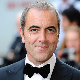 James Nesbitt has suspected DVT, according to reports