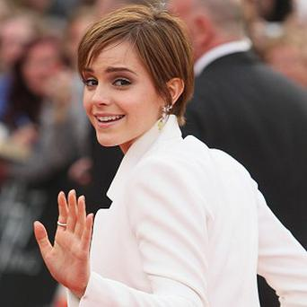 Harry Potter star Emma Watson has said she plans to return to America's Brown University