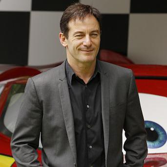 Jason Isaacs is in Team Jacob after working with Taylor Lautner