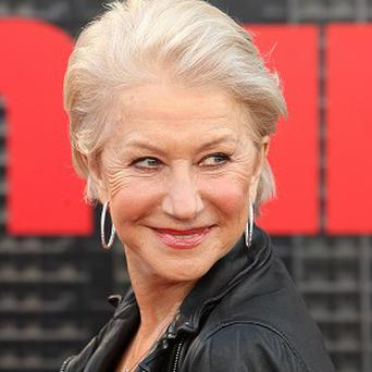 Dame Helen Mirren is being linked to the Phil Spector biopic