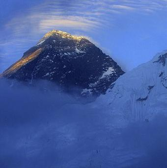 Nepal's government has ordered a new measurement of Mount Everest (AP)