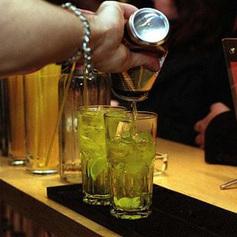 Senior Swiss judges tested a drinks company's products to rule whether they are sweet enough to be taxed as alcopops