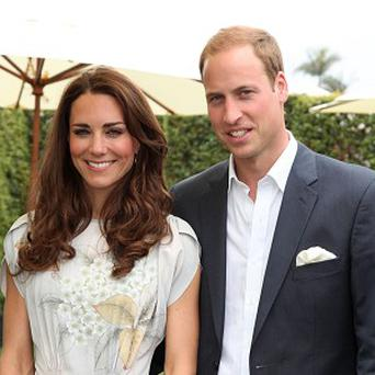 The Duke and Duchess of Cambridge have been offered BA vouchers after in-flight entertainment systems failed