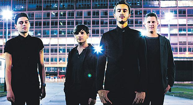 Editors with Tom Smith third from left