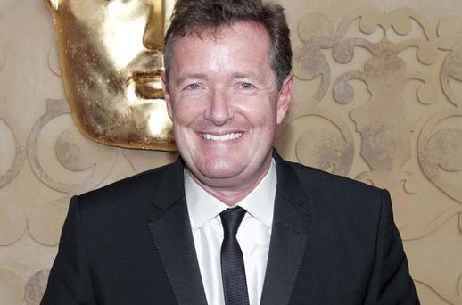 Piers Morgan: was editor of the 'Mirror' 1995-2004