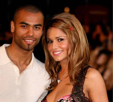 Ashley and Cheryl Cole. Photo: Getty Images