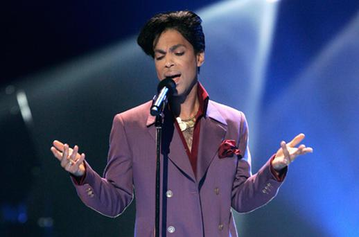 Prince has warned audiences to bring foot spray because 'it's going to be funky'. Photo: Getty Images