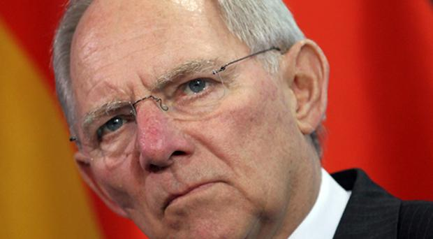 German Finance Minister Wolfgang Schaeuble. Photo: Getty Images