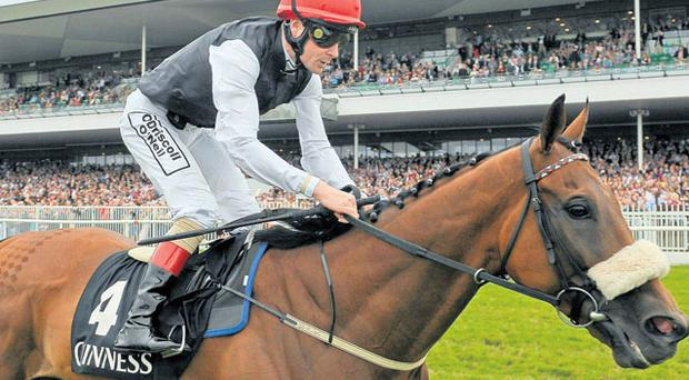 Successful at Galway on Thursday, Rock Critic and Pat Smullen can strike again in today's feature at Ballybrit