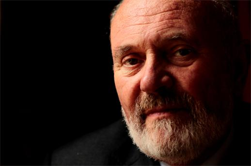Senator David Norris. Photo: Gerry Mooney